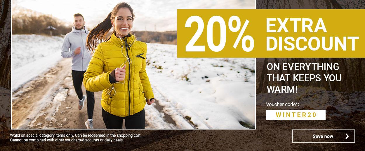 -20% Winter Special