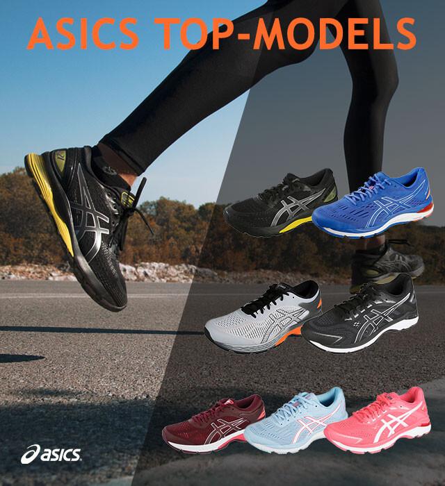 Asics Top Modelle