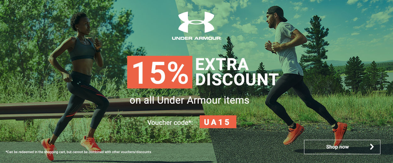 -15% Under Armour