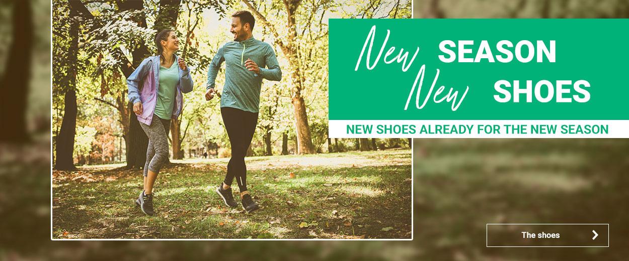 New Season - New Shoes