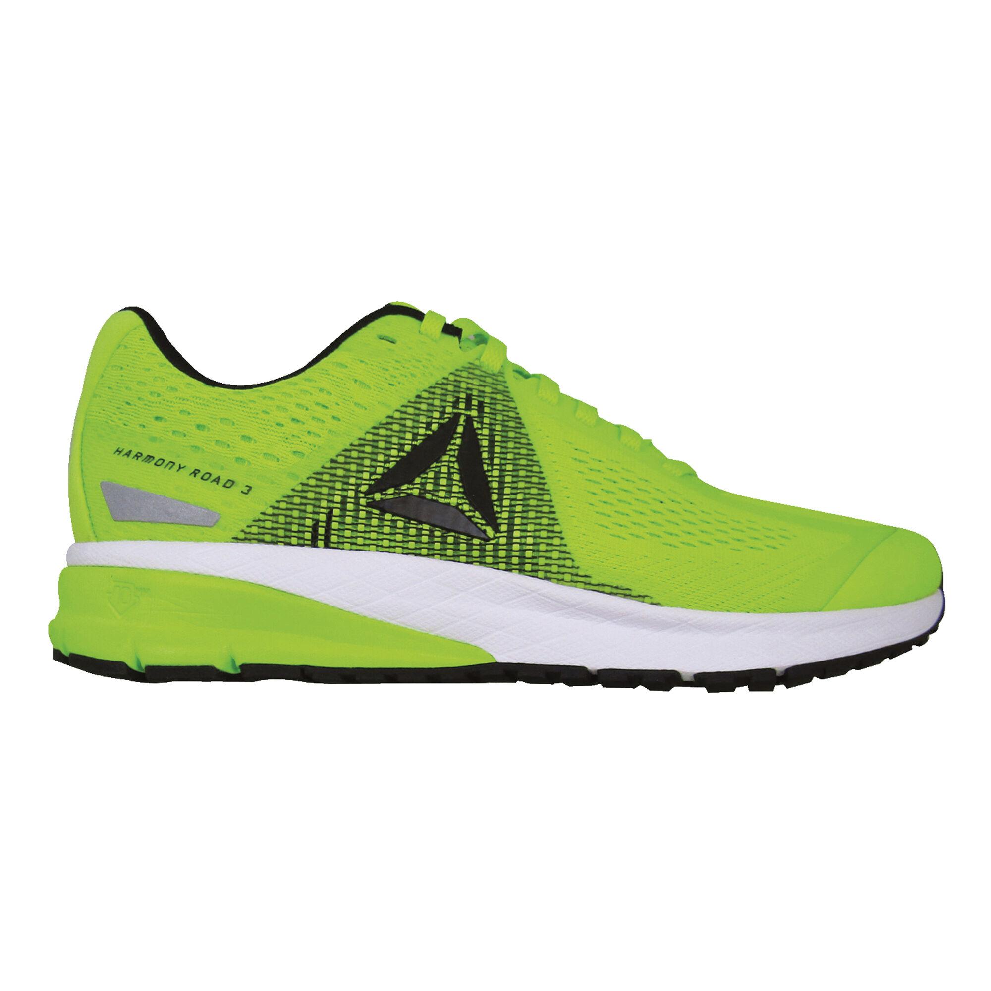 4b7f7d6217 buy Reebok Harmony Road Stability Running Shoe Men - Lime, Black ...