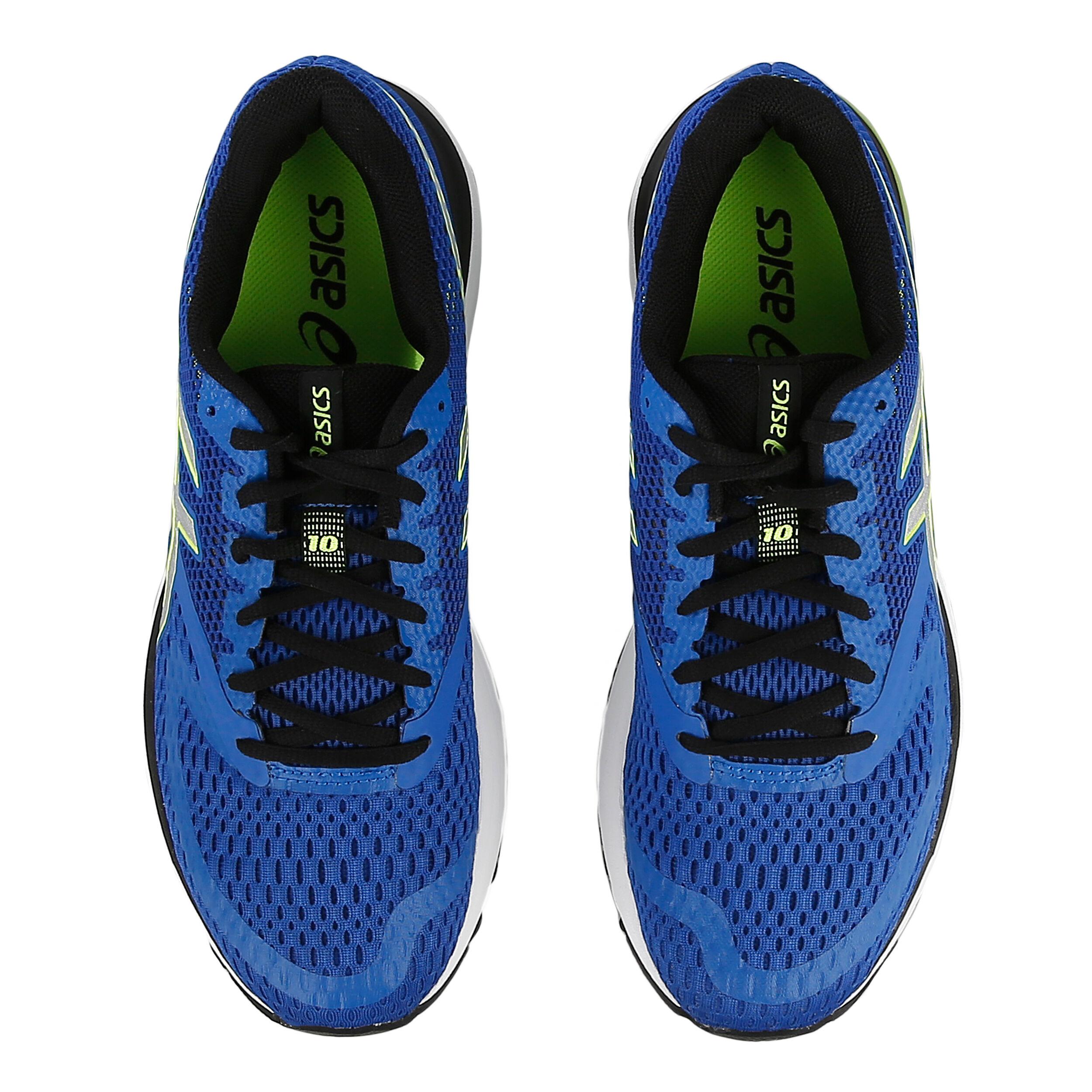 buy Asics Gel Pulse 10 Neutral Running Shoe Men Blue