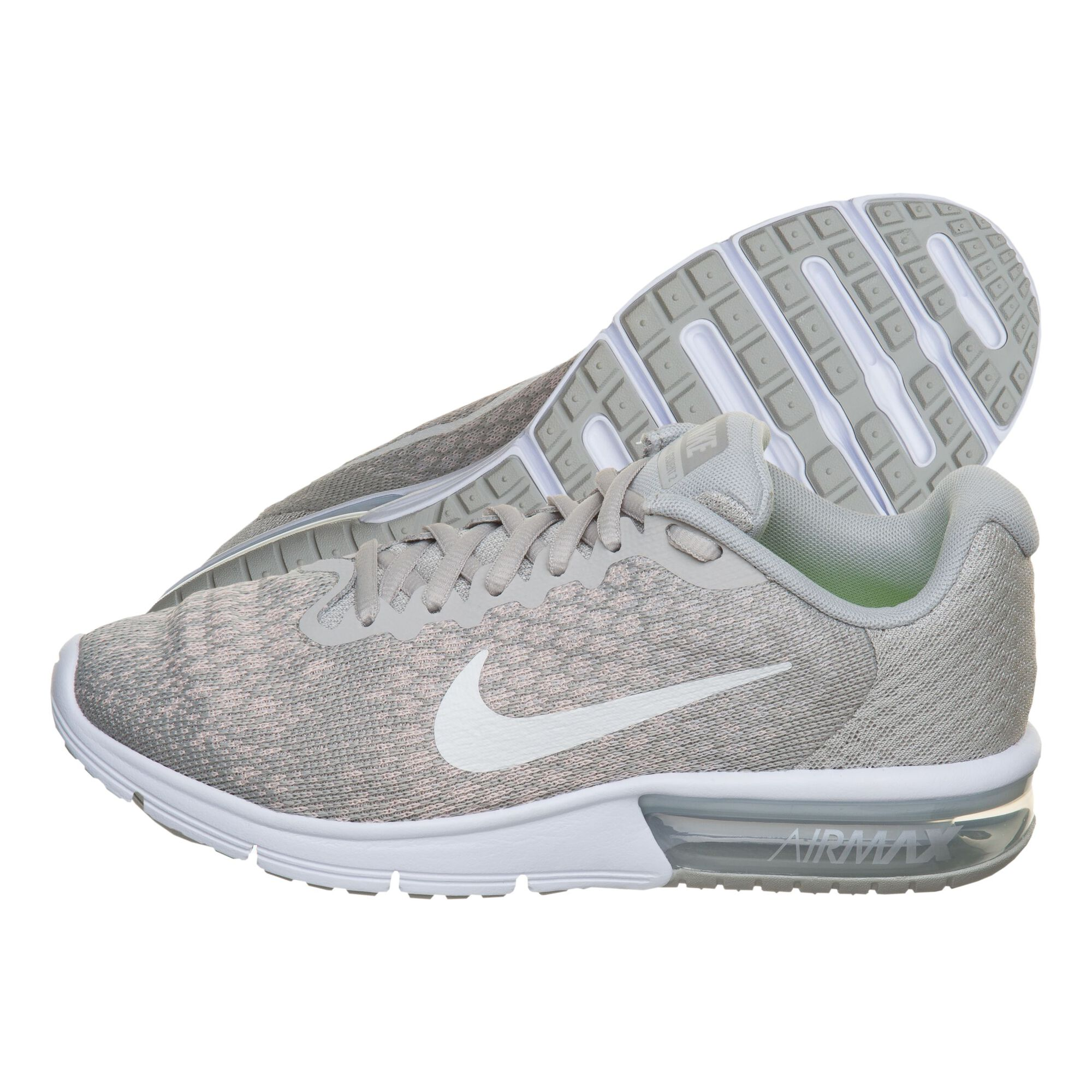 f578d8a0abe82 buy Nike Air Max Sequent 2 Neutral Running Shoe Women - Beige, White ...