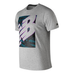 Heather Tech Tee Men