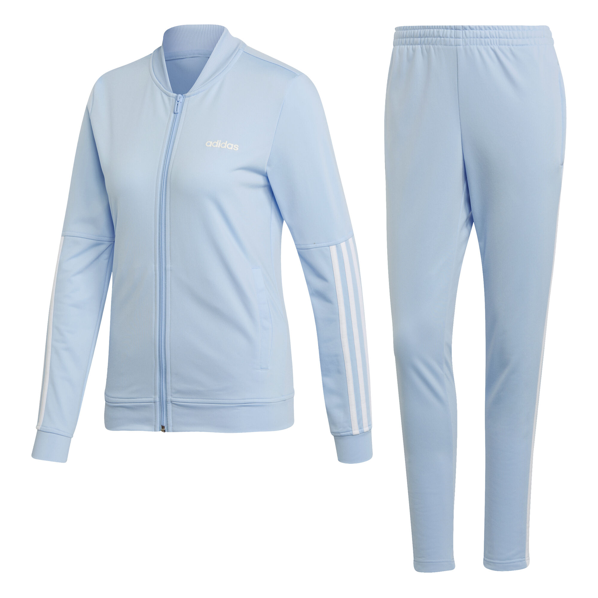 trainingsanzug adidas damen trainingsanzug hellblau