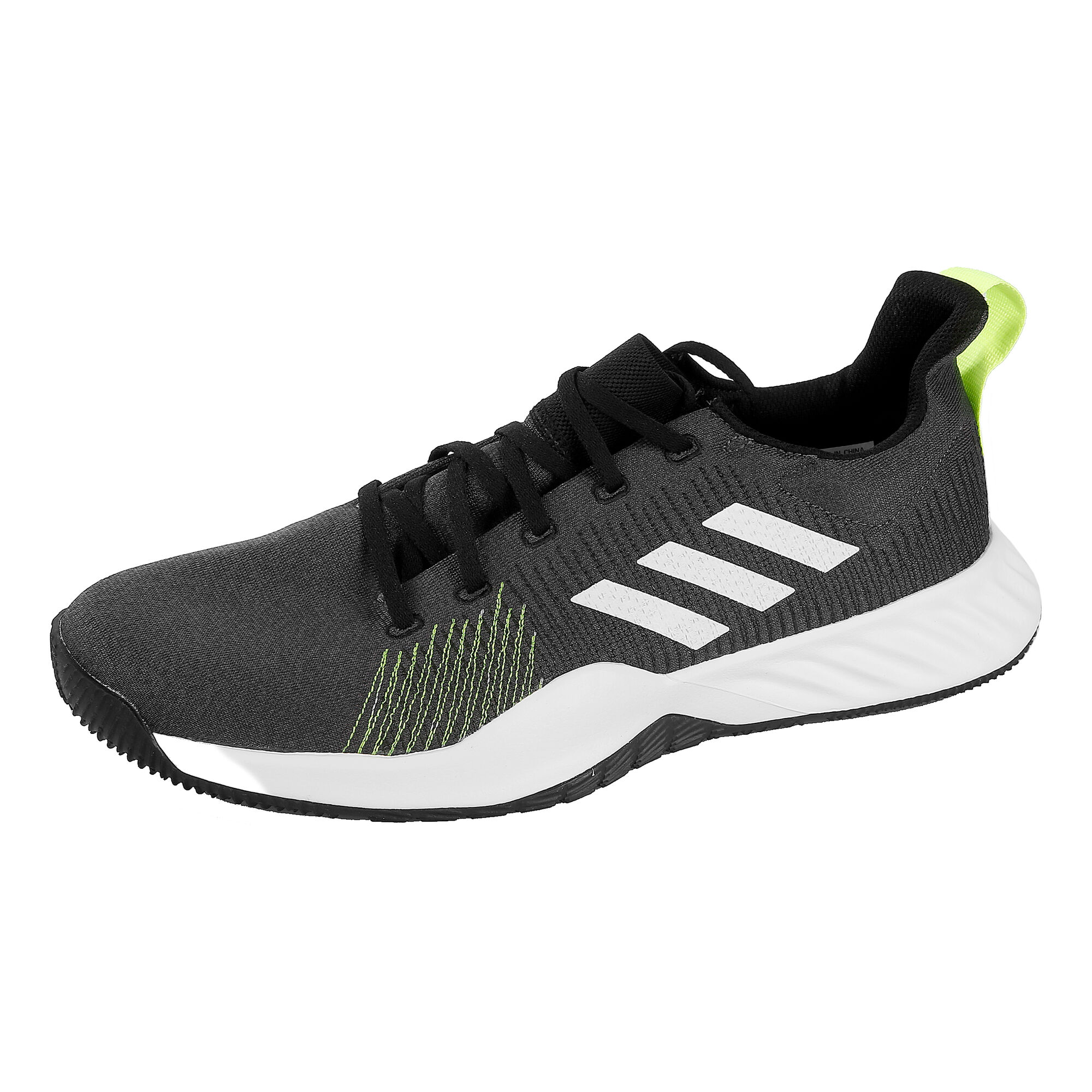 99d7a9f7733a0 buy adidas Solar LT Trainer Fitness Shoe Men - Black, White online ...
