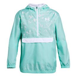 Packable Half-Zip Jacket Girls