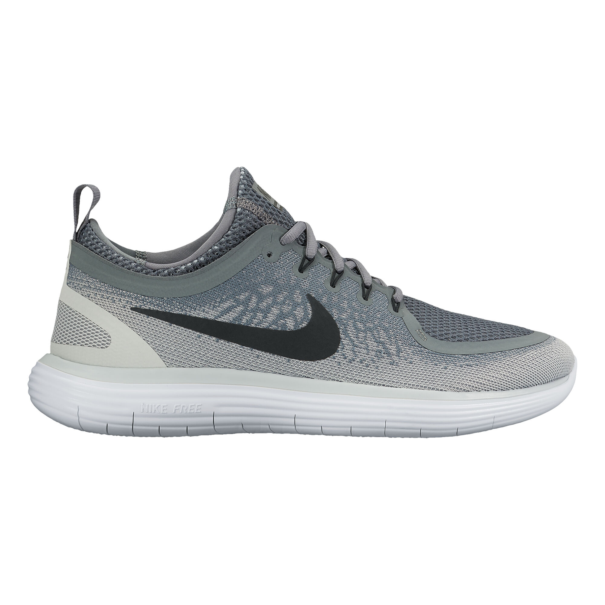 5b381732ca6b buy Nike Free Run Distance 2 Natural Running Shoe Men - Lightgrey ...