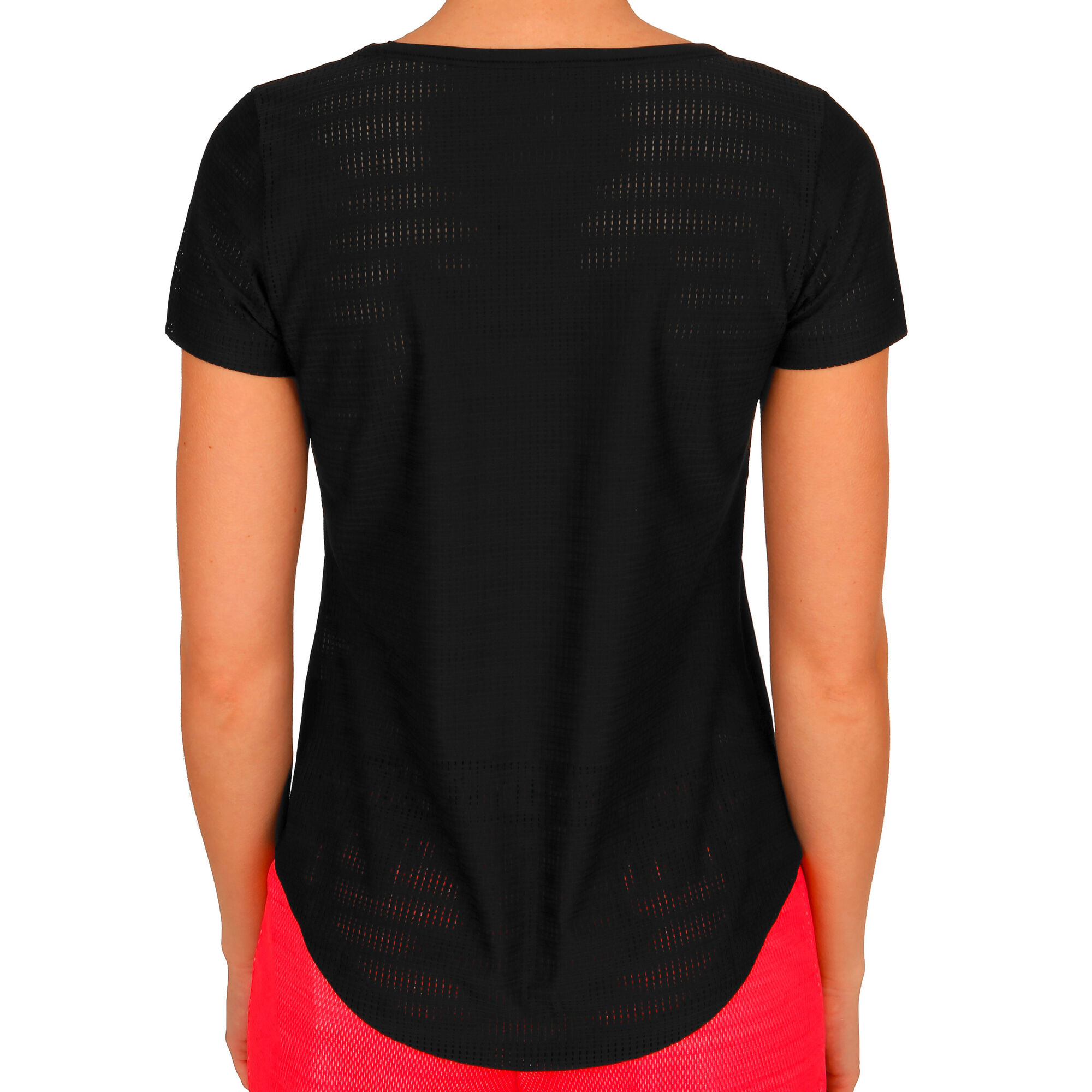 e3965829c Black Mesh T Shirt Womens - DREAMWORKS