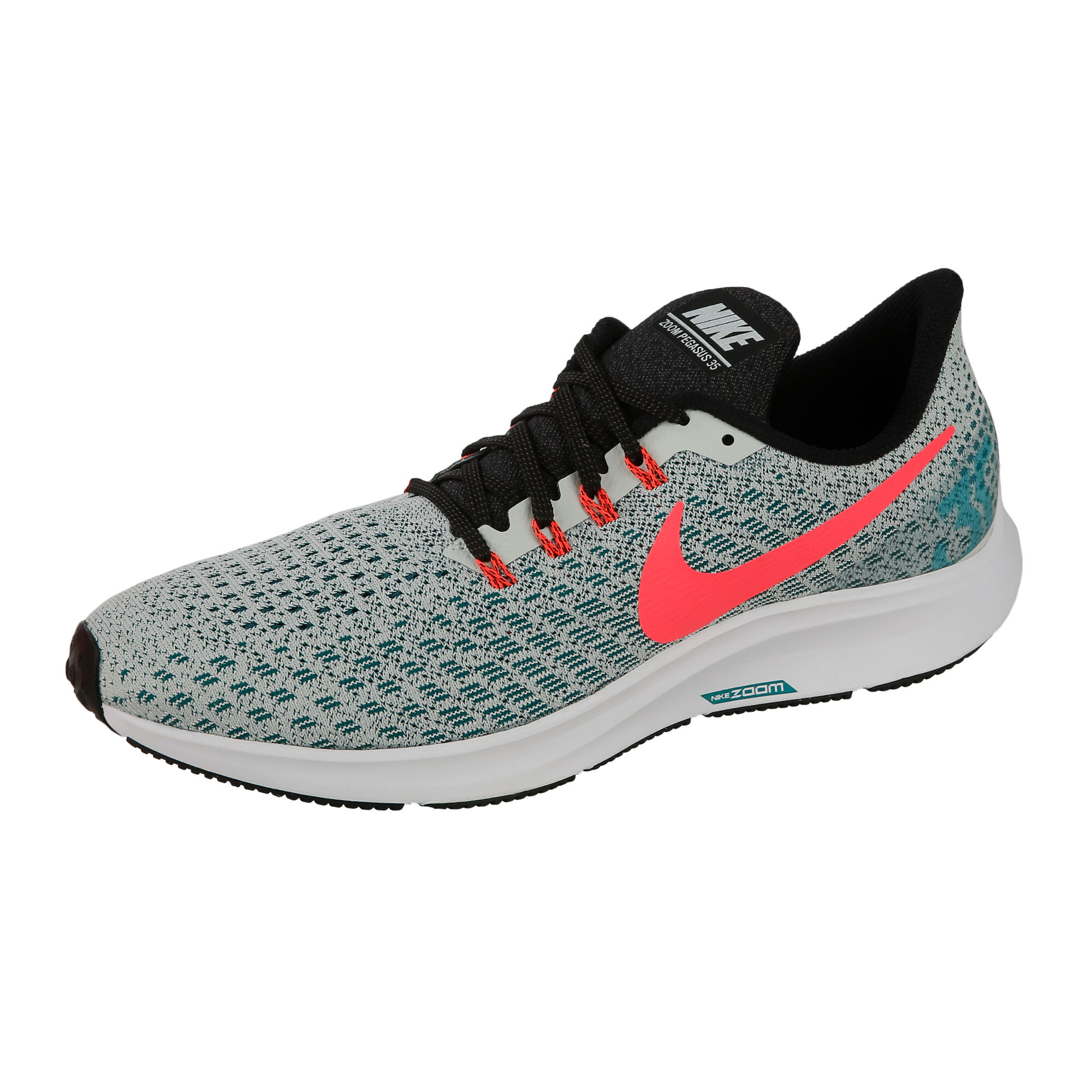 size 40 6b41d de355 Nike Air Zoom Pegasus 35 Neutral Running Shoe Men - Grey, Coral