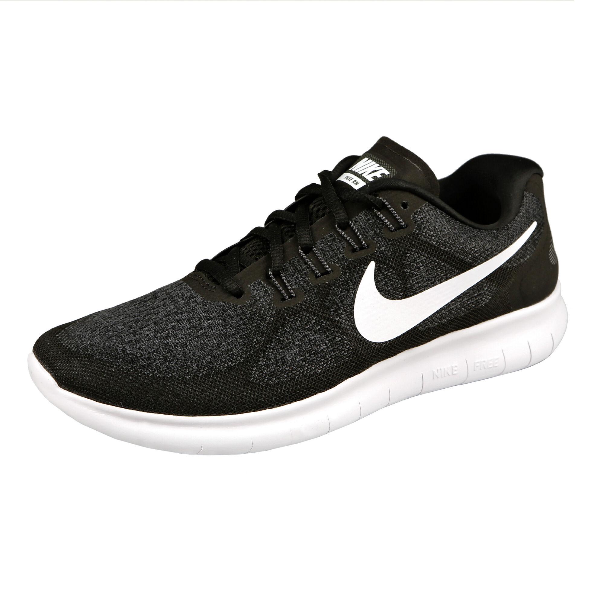 on sale 94f0f f5bb6 Nike Free 2017 Fitness Shoe Women - Black, White