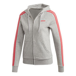 Essential 3-Stripes Full-Zip Hoody Women