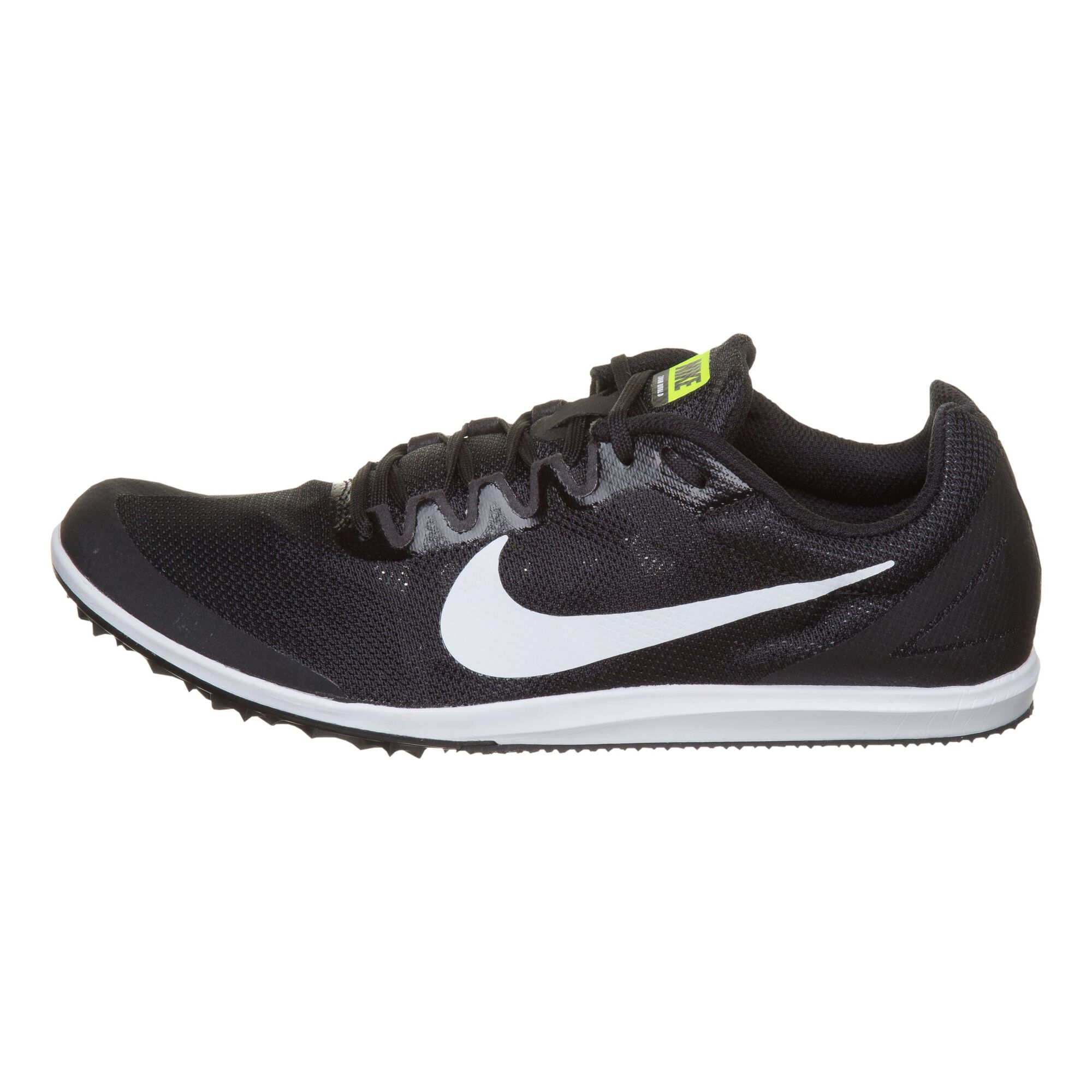 persona saludo mueble  buy Nike Zoom Rival D 10 Spike Shoes - Black, White online   Jogging-Point