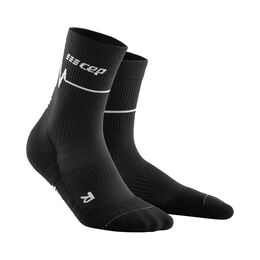 Heartbeat Mid-Cut Socks
