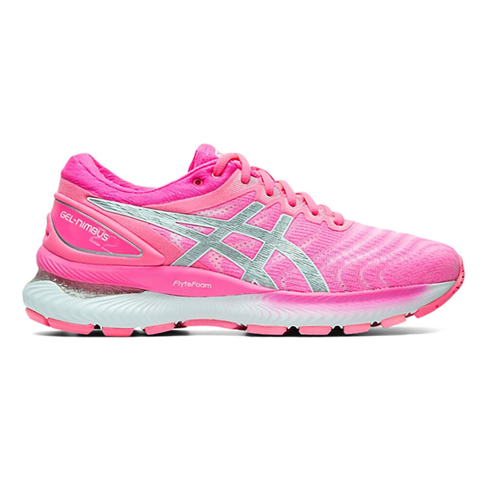 buy Asics Gel-Nimbus 22 Neutral Running Shoe Women - Pink ...