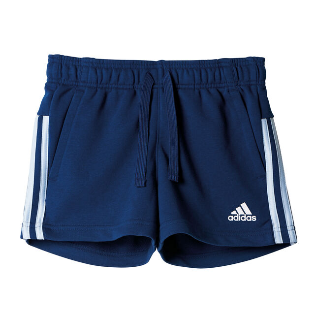 841da52e96 buy adidas Essentials 3 Stripes Shorts Girls - Dark Blue