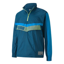 Train Woven 1/2 Zip Jacket