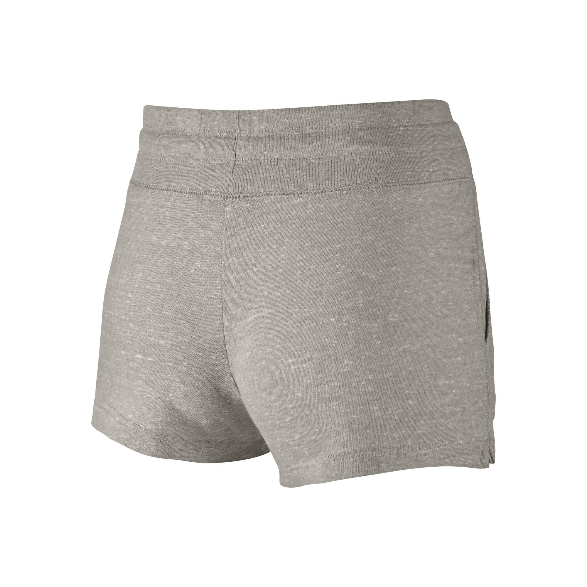c22c086978d buy Nike Sportswear Gym Vintage Shorts Girls - Beige, Ecru online ...