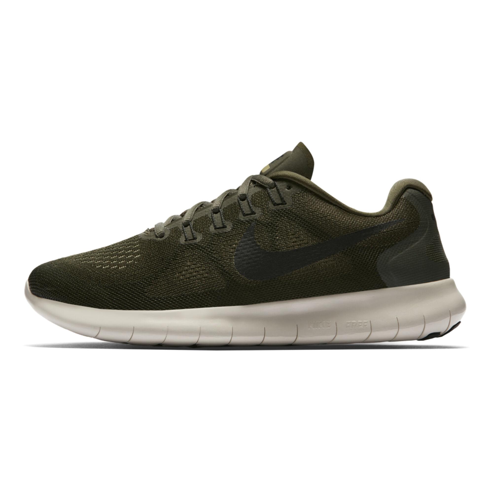 89f5cb687f27 buy Nike Free Run 2017 Natural Running Shoe Women - Khaki