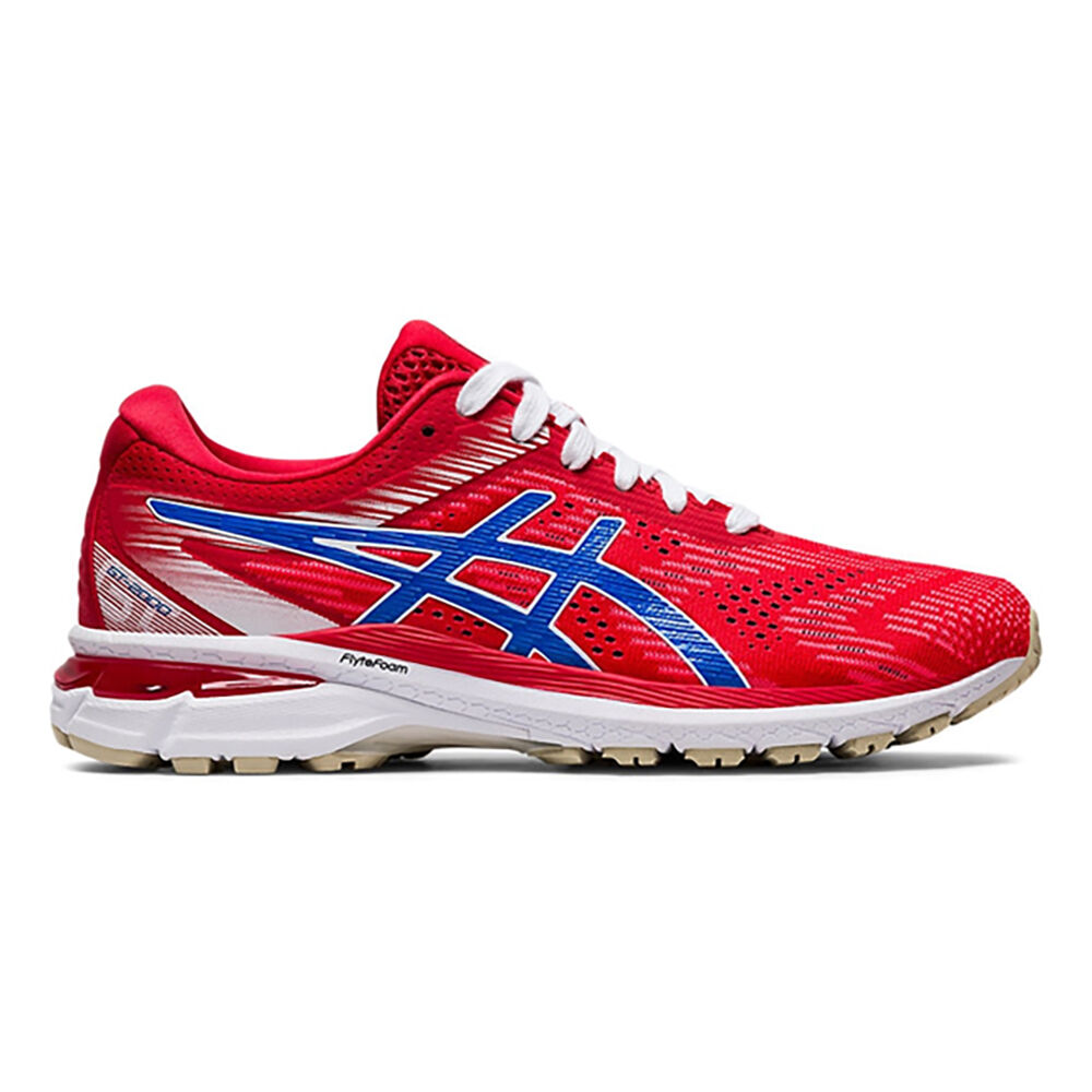 buy Asics GT-2000 8 Stability Running Shoe Women - Red, Blue ...