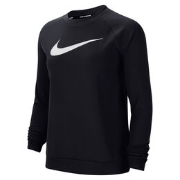 Swoosh Run Top Crew Sweatshirt Women