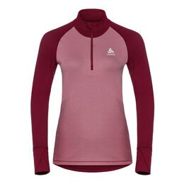 Top Turtle Neck 1/2 Zip Longsleeve Active Revelstoke Warm Women