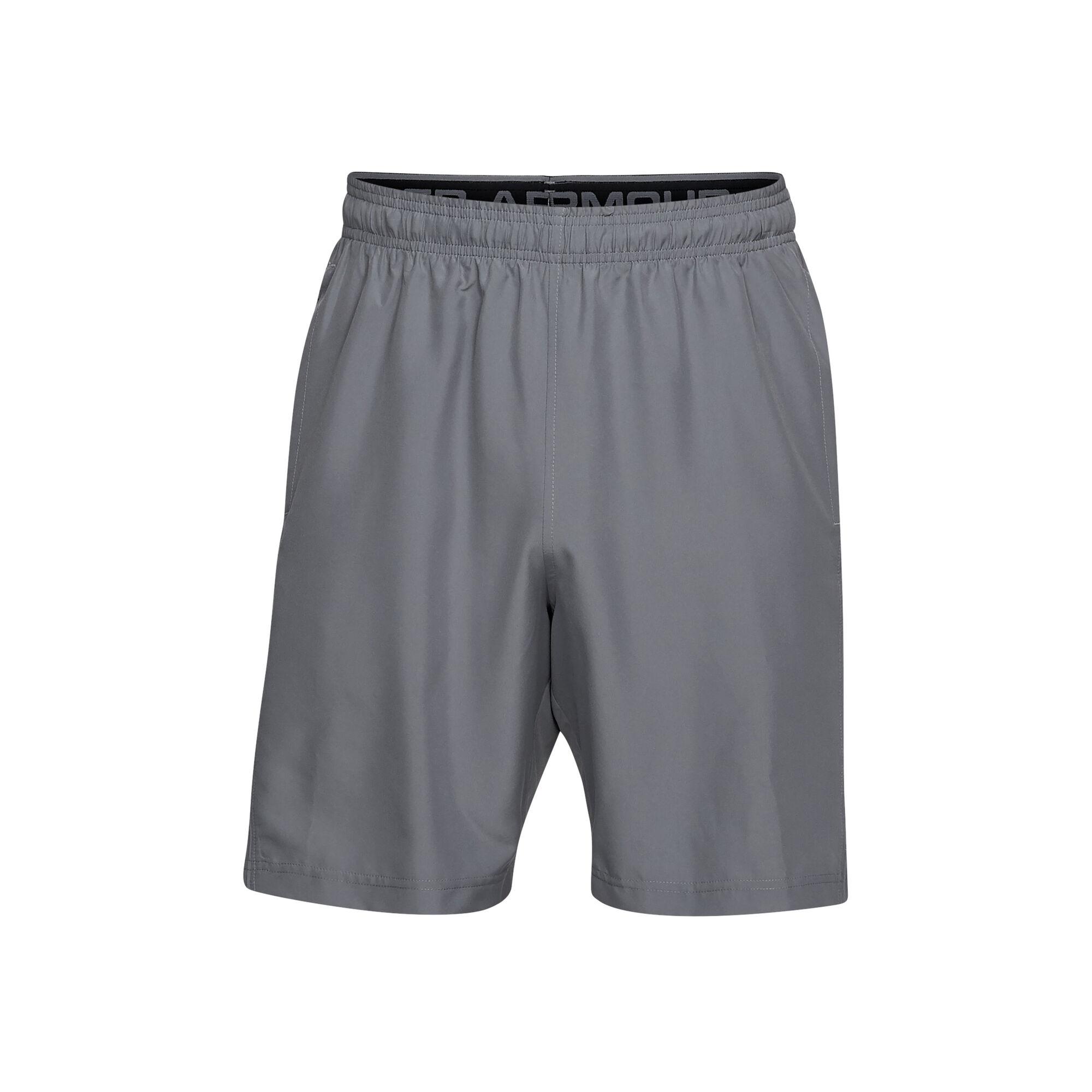 cf513b951198bb buy Under Armour Woven Graphic Shorts Men - Grey