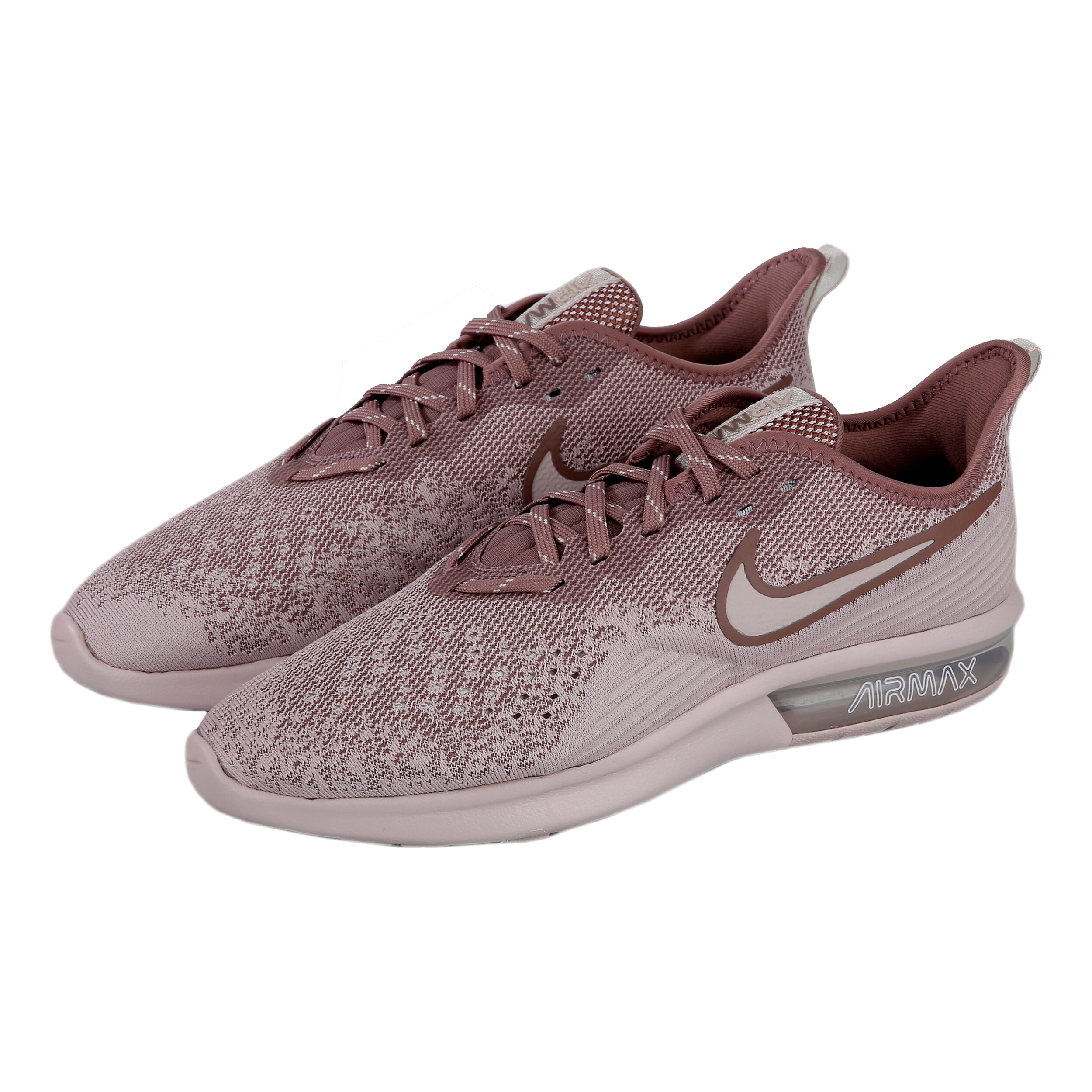 Nike Air Max Sequent 4 Neutral Running Shoe Women Pink, White