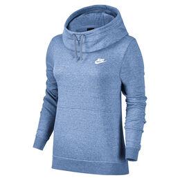 Sportswear Funnel-Neck Hoody Women