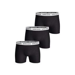 Noos Contrast Solids Shorts 3-Pack Men