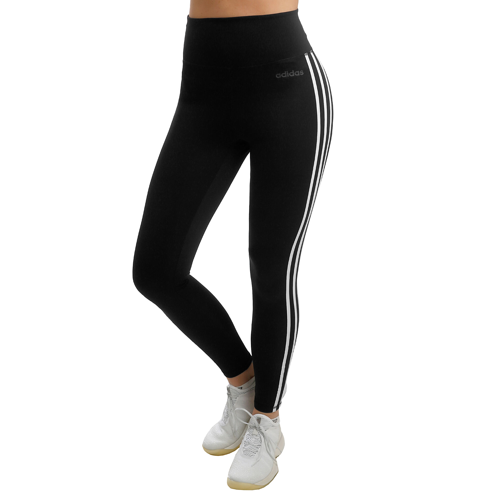 new products ef8c9 37b86 adidas · adidas · adidas · adidas · adidas · adidas · adidas · adidas ·  adidas · adidas. D2M High Rise 3 Stripes Tight ...