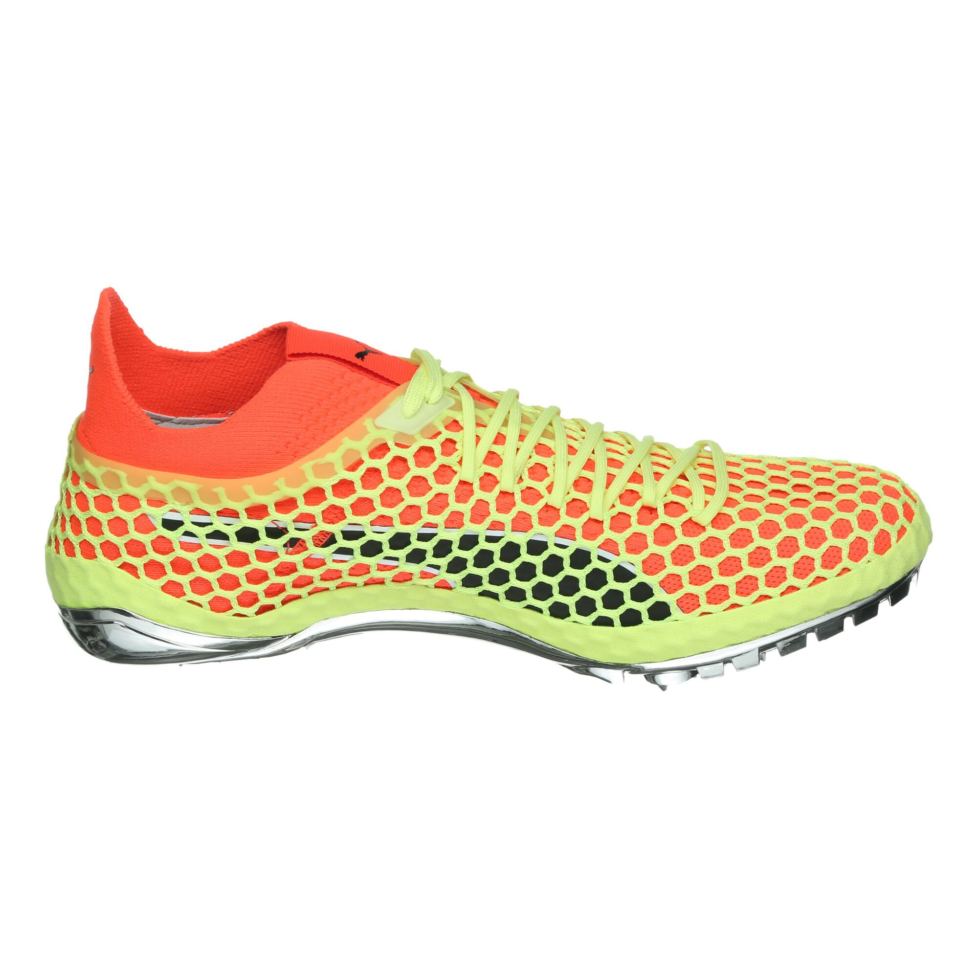09e372d6ec buy Puma EvoSPEED NETFIT Sprint Spike Shoes Men - Neon Yellow ...