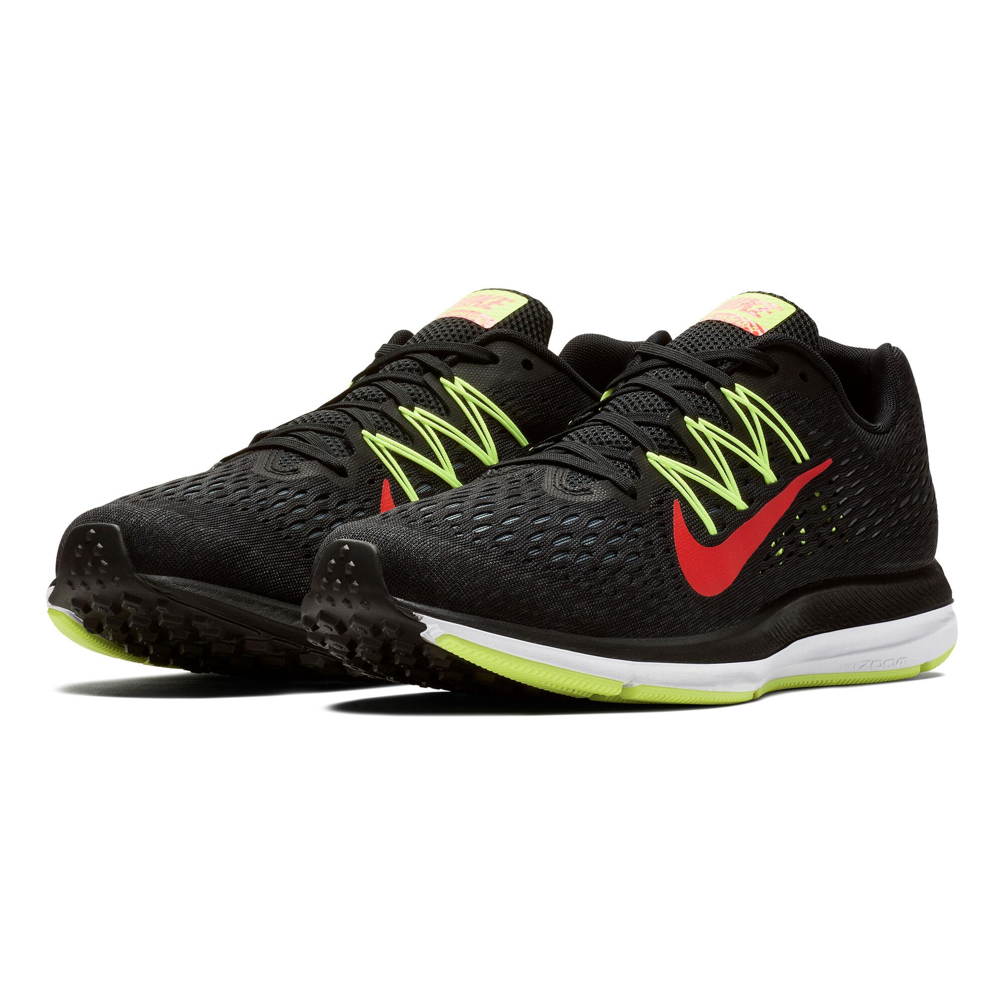 quality design 48089 06c50 buy Nike Zoom Winflo 5 Men - Black, Neon Green online ...