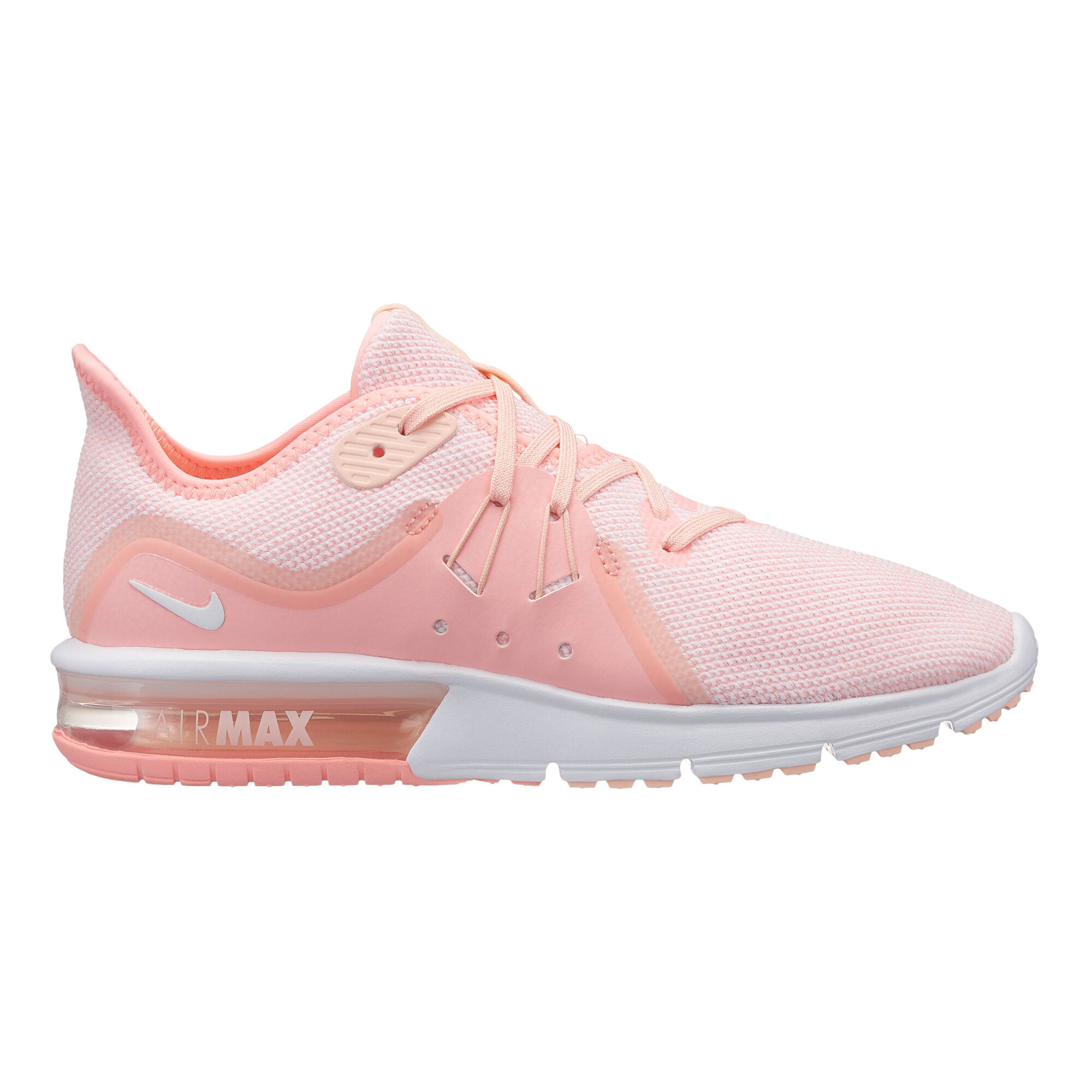 7301faf3b7b buy Nike Air Max Sequent 3 Neutral Running Shoe Women - Pink ...