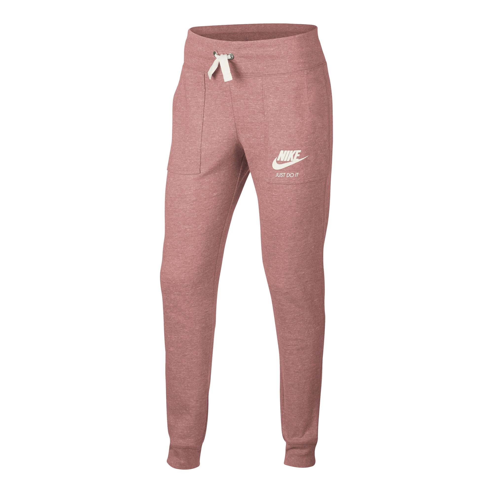 buy Nike Sportswear Vintage Training Pants Girls - Pink 5d74ccd1d292f