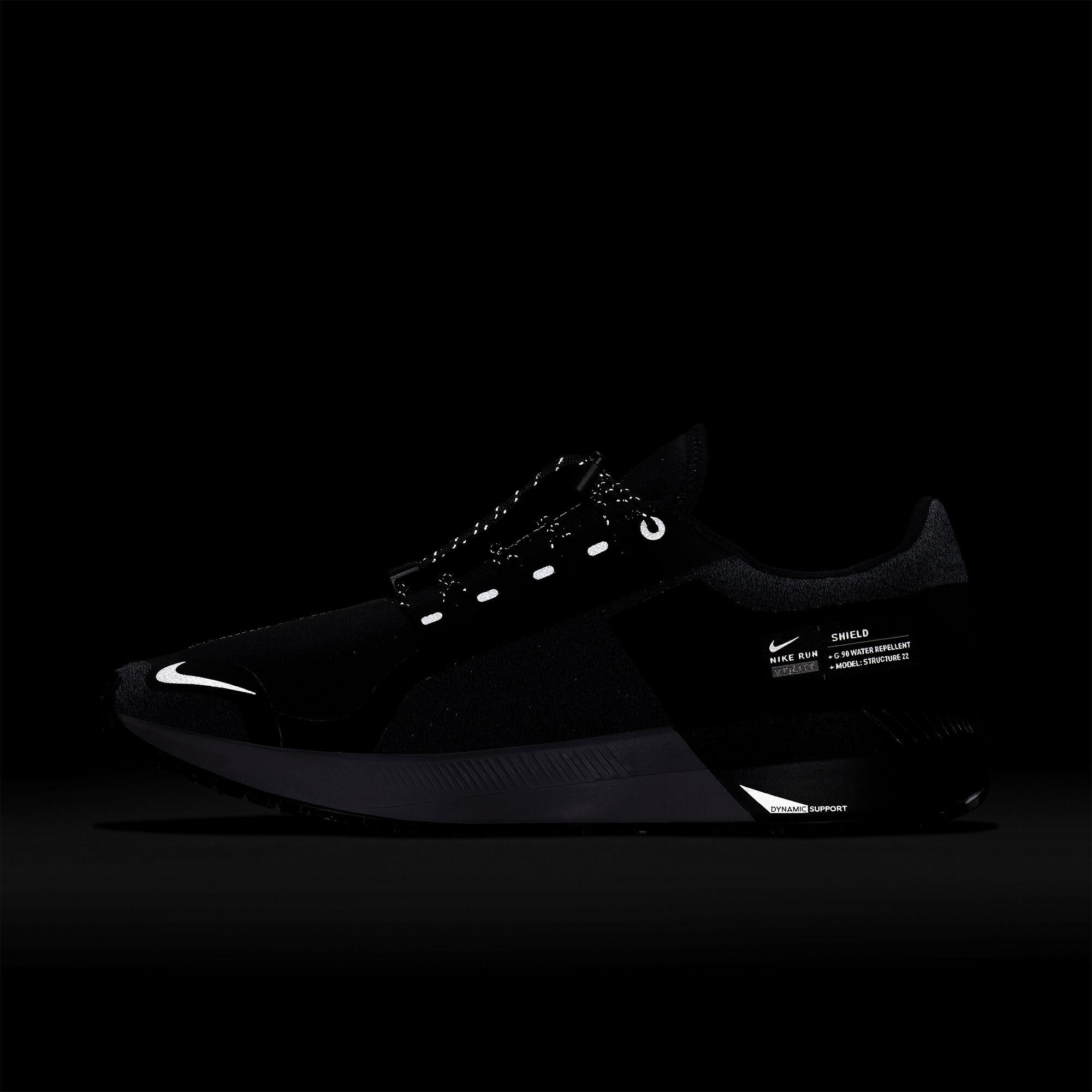 f579687dd7e5c buy Nike Air Zoom Structure 22 Shield Stability Running Shoe Men ...