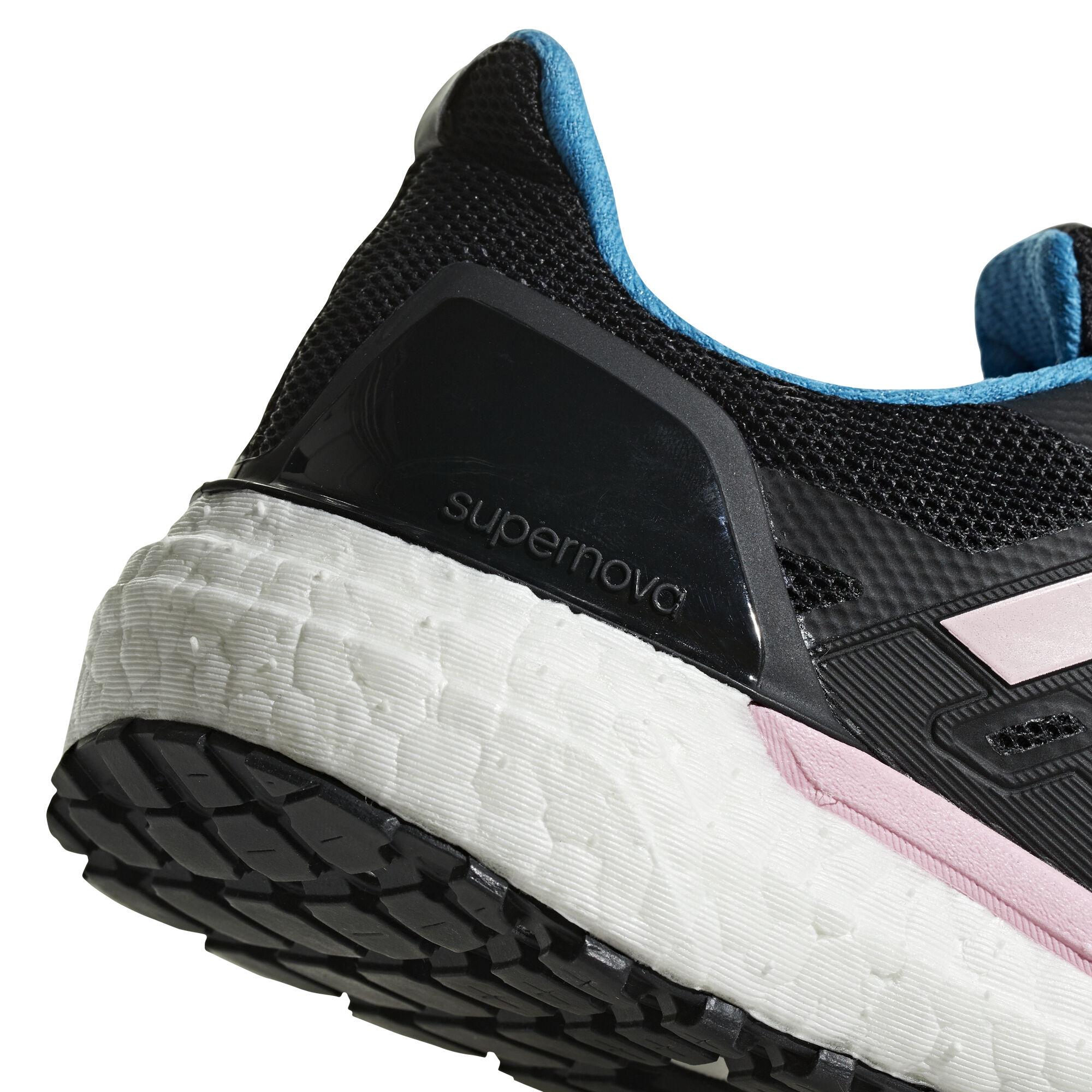 adidas Supernova GTX Neutral Running Shoe Women Black, Pink