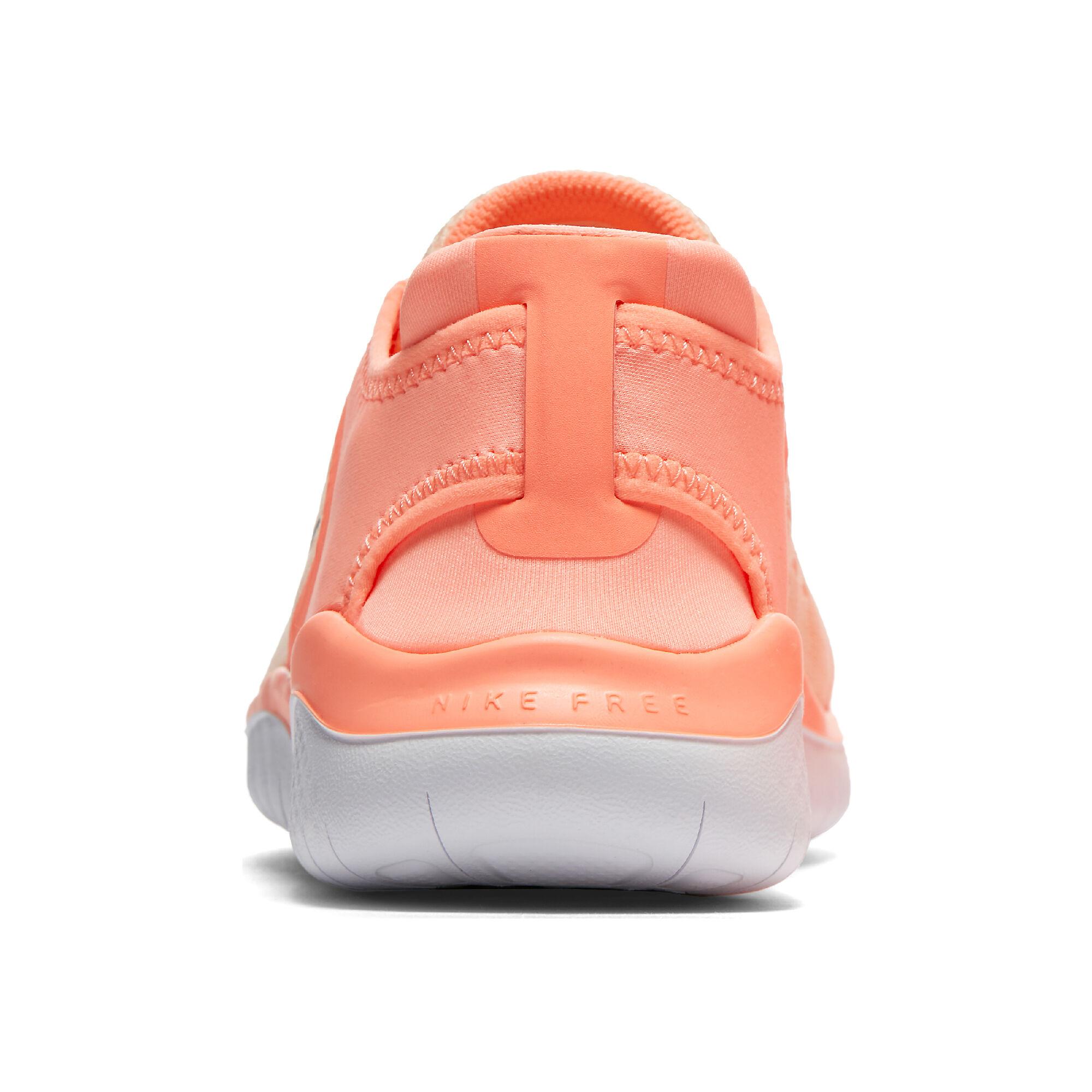 brand new 1b186 f4be0 buy Nike Free Run 2018 Natural Running Shoe Kids - Orange ...