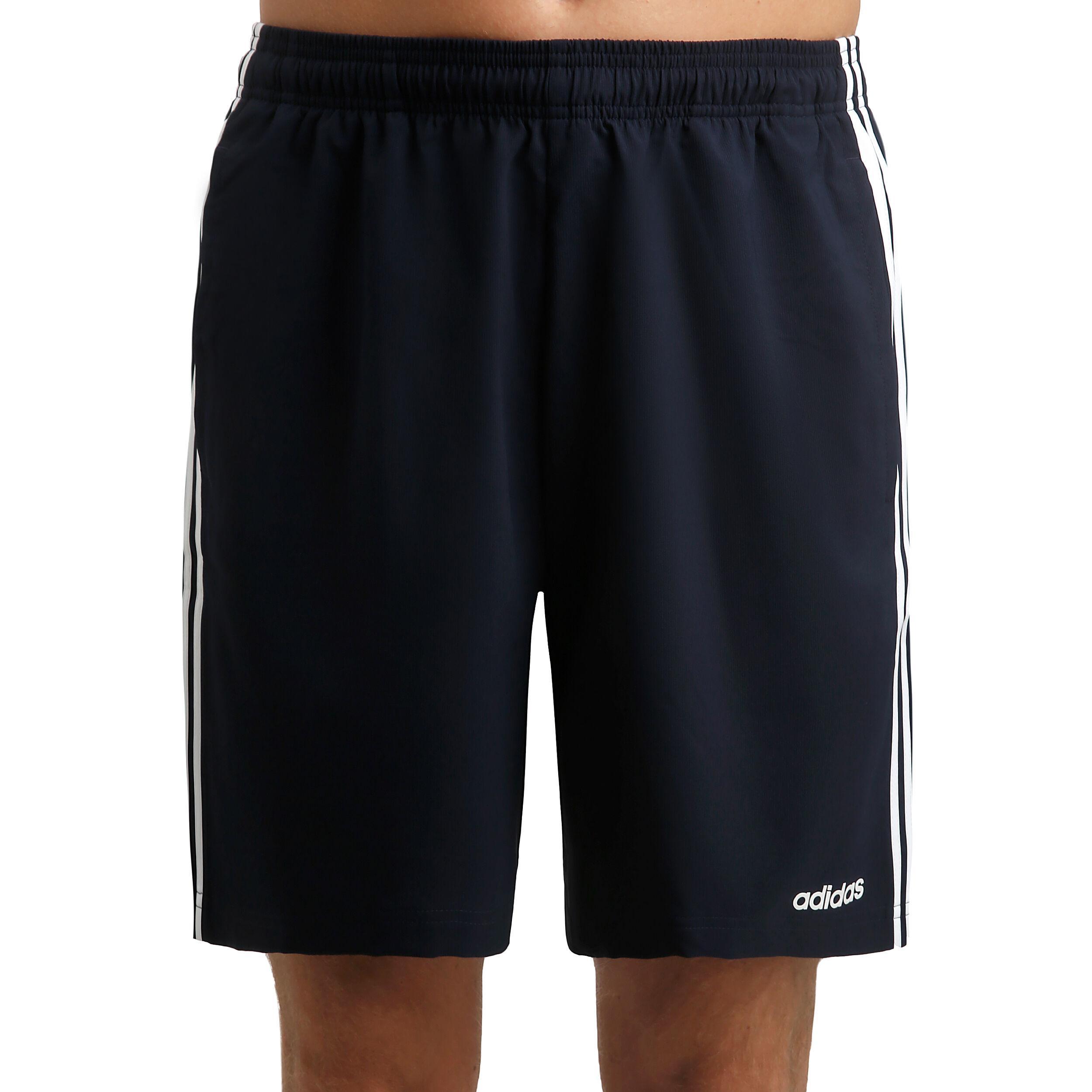 buy adidas Essentials 3 Stripes Chelsea Shorts Men Dark