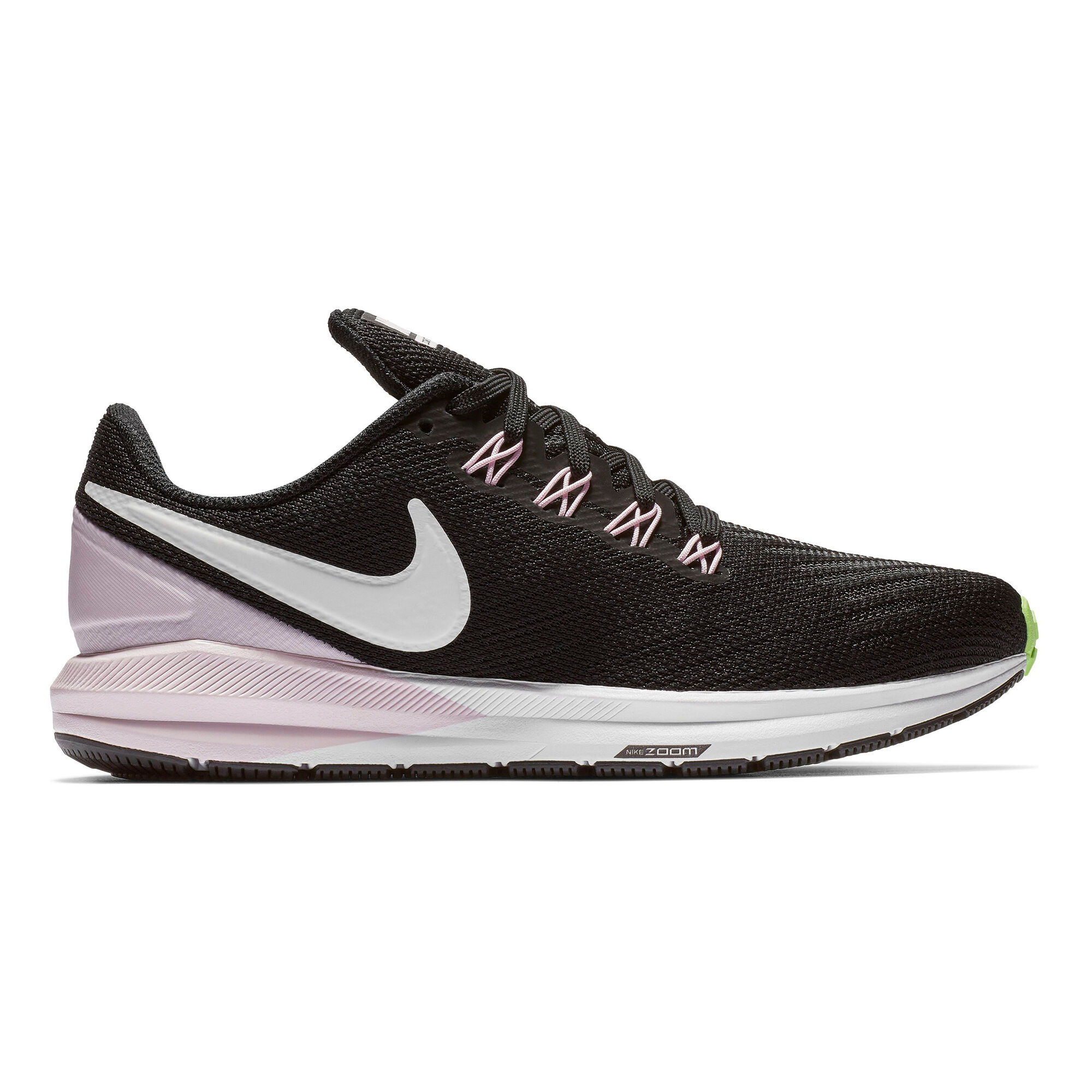 05c6c07117b802 buy Nike Air Zoom Structure 22 Stability Running Shoe Women - Black ...
