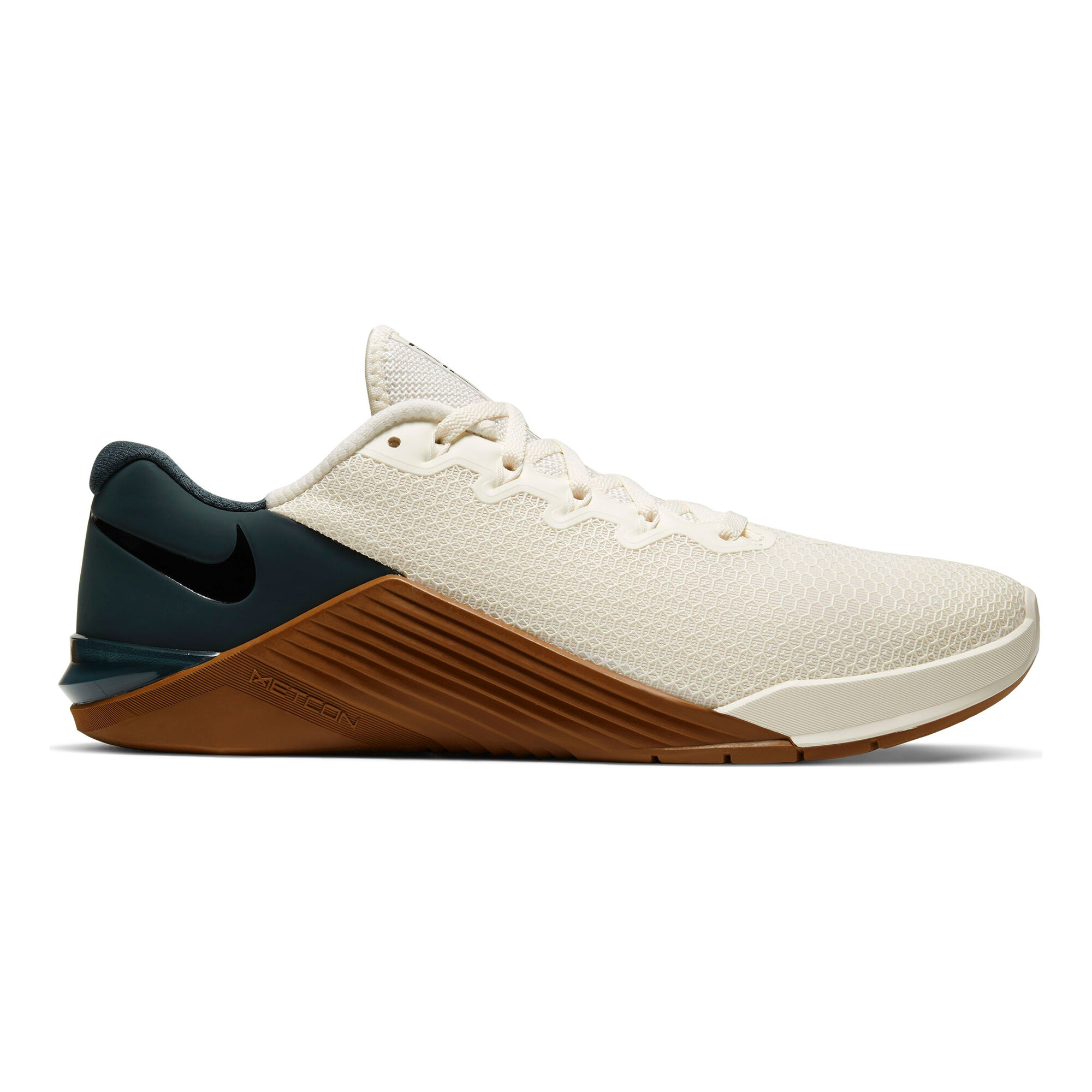 rodar templar Contratista  buy Nike Metcon 5 Fitness Shoe Men - Cream, Black online   Jogging-Point