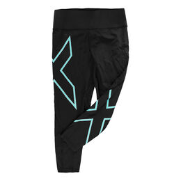 Bonded Mid Rise Compression Tights Women