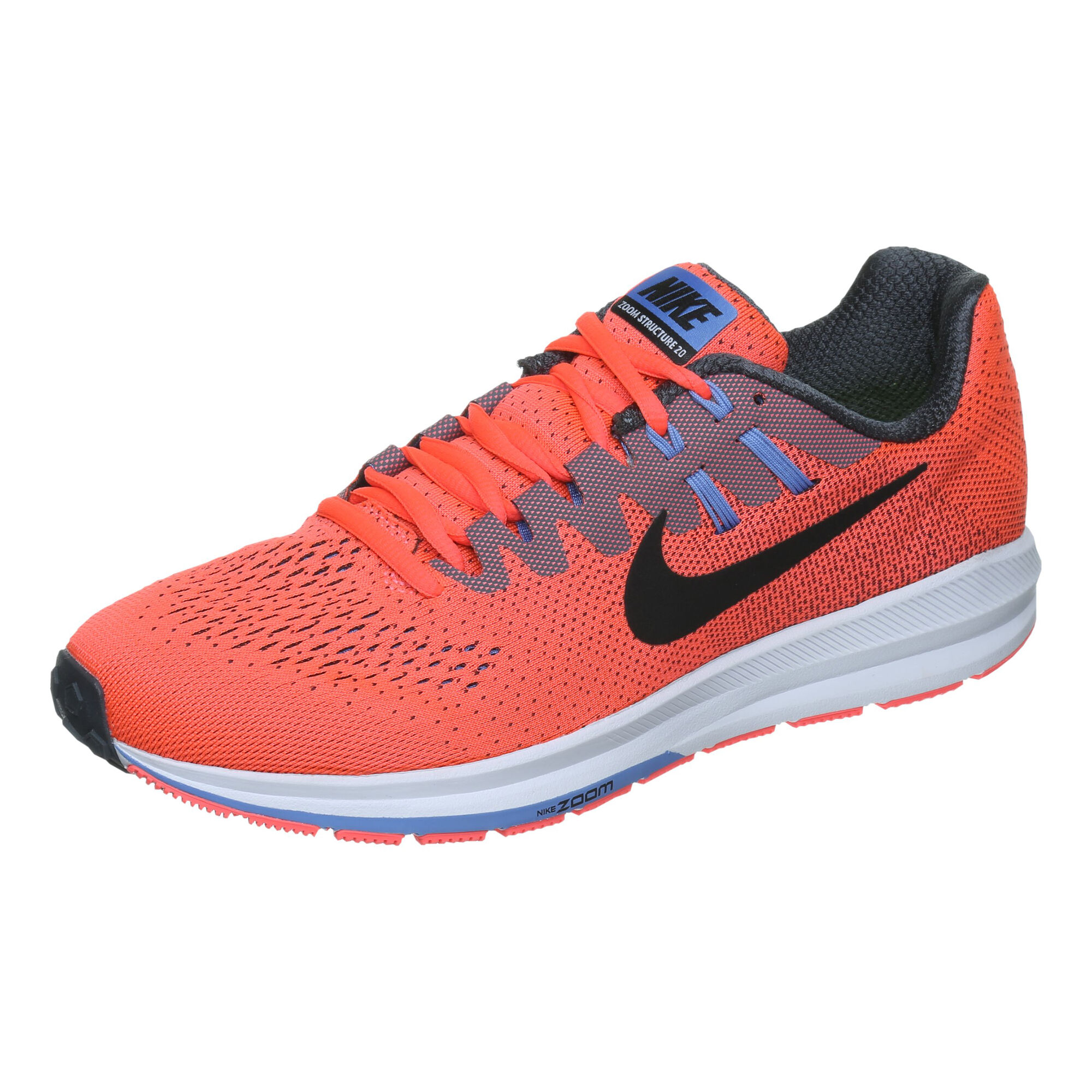 size 40 1757b b15ce buy Nike Air Zoom Structure 20 Stability Running Shoe Women ...