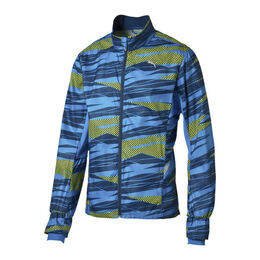 Graphic Woven Jacket Men