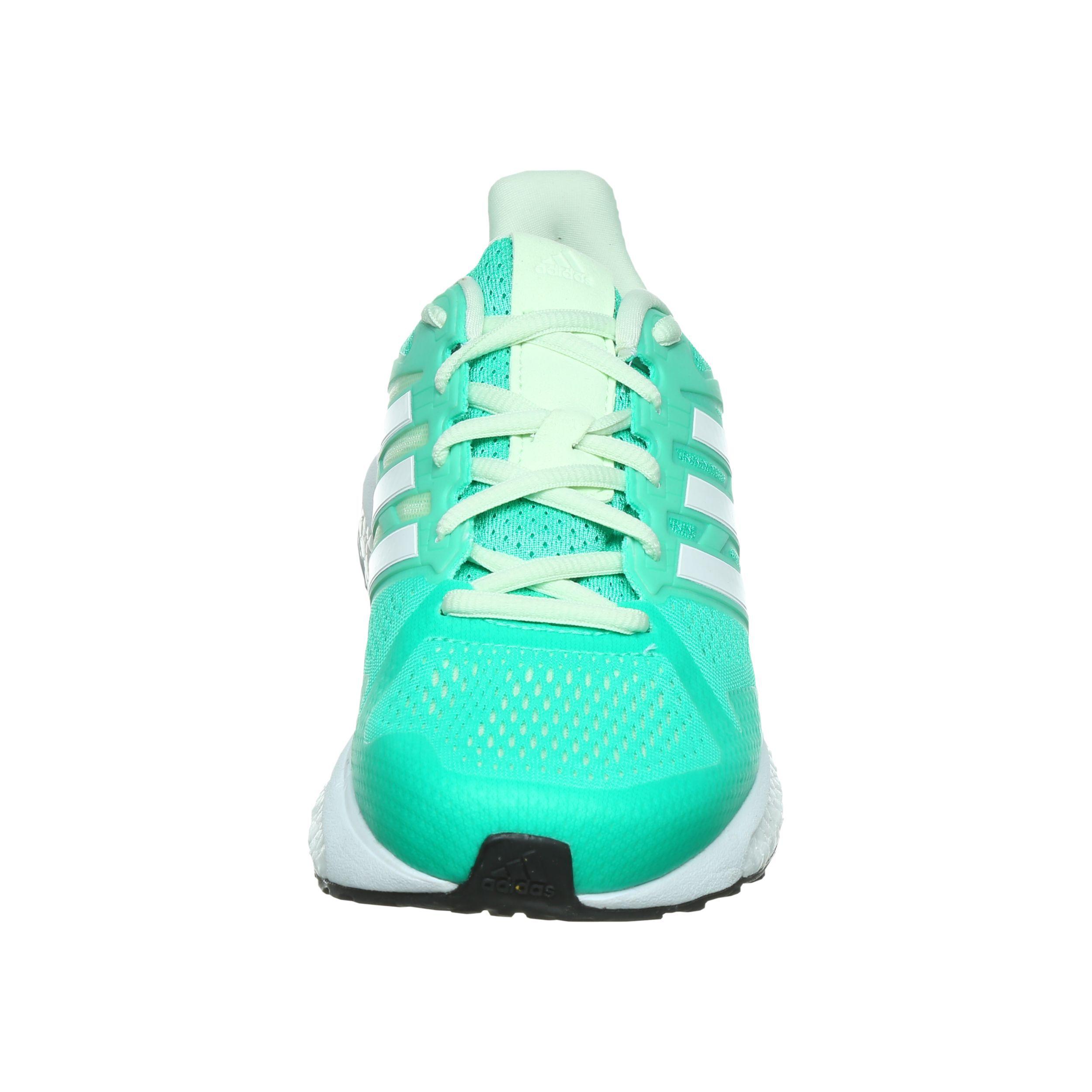 adidas Supernova ST Stability Running Shoe Women Mint, White