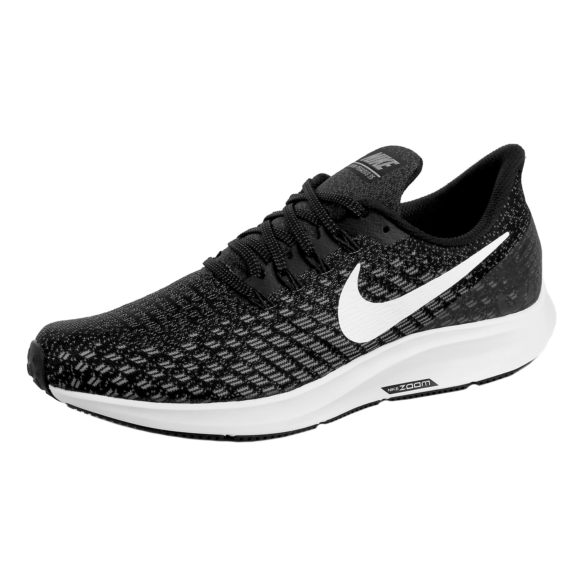 a33362ca7c283 buy Nike Air Zoom Pegasus 35 Neutral Running Shoe Women - Black ...