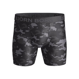 Tonal Camo Per Shorts Men