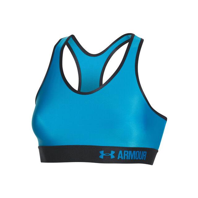 ba98dc68fdaf8 buy Under Armour Armour Mid Bra Sports Bras Women - Blue