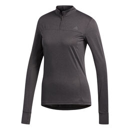 Own The Run Half-Zip Longsleeve Women