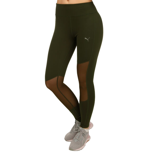 innovativ design usa billig försäljning klassisk buy Puma Always On Solid 7/8 Tight Women - Khaki, Black online ...